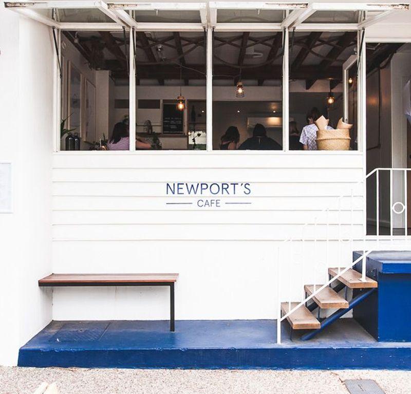 Newport's Café