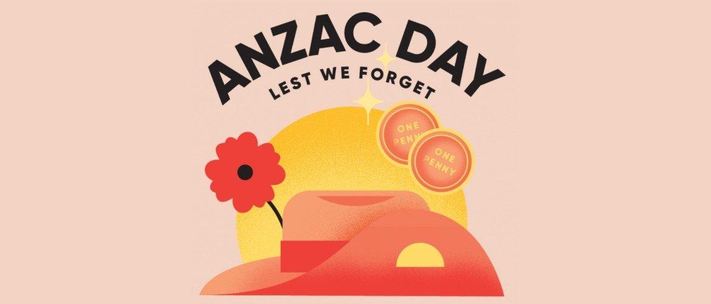 anzac banner